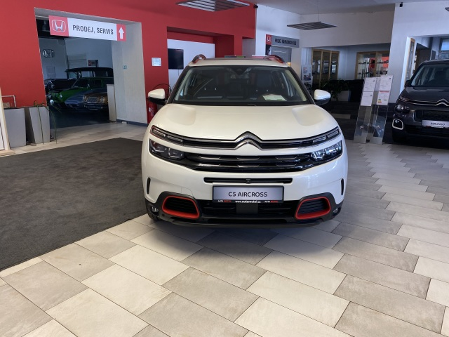 Citroën C5 Aircross 2,0 BlueHDi 180, EAT 8, SHINE